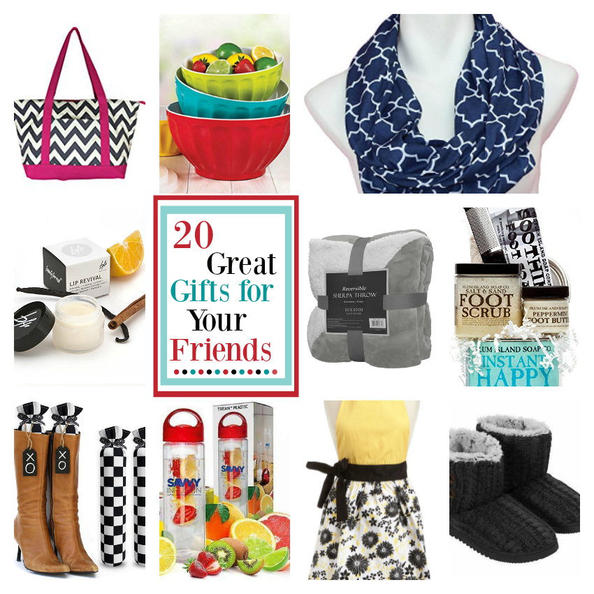 20 Great Best Friend Christmas Gifts – Fun-Squared