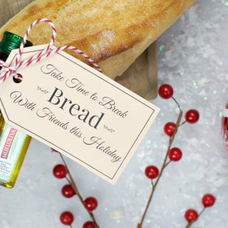 Simple Bread Gifts for the Holidays