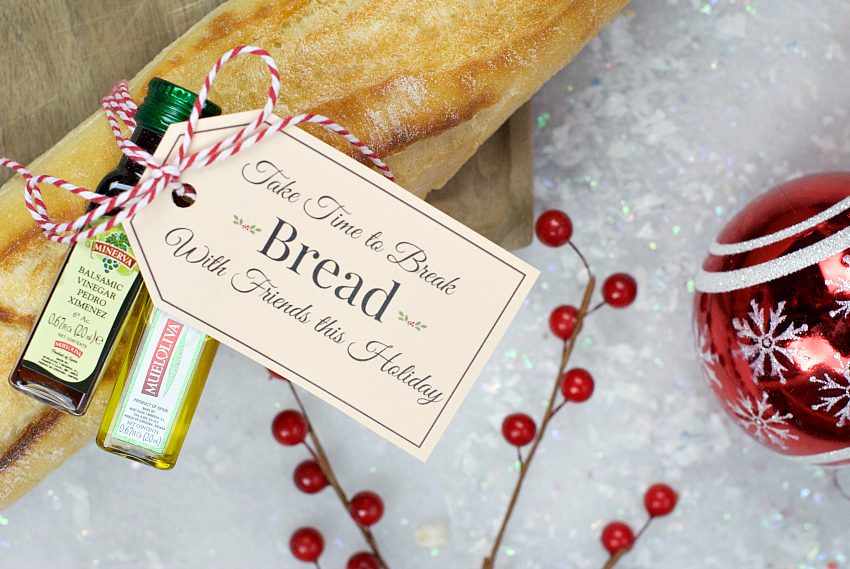 Bread Gift for Christmas