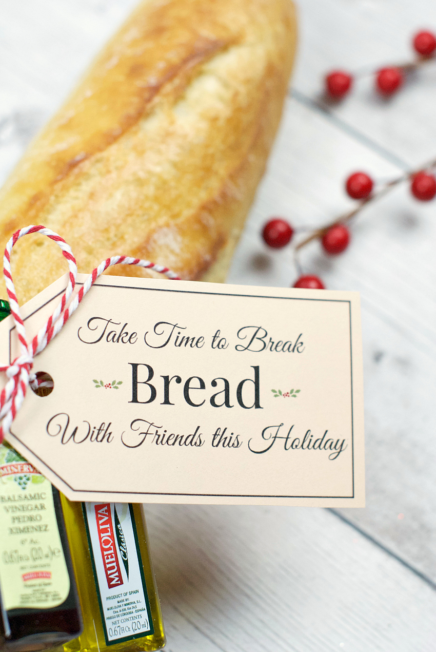 Bread Gift Idea for the Holidays – Fun-Squared