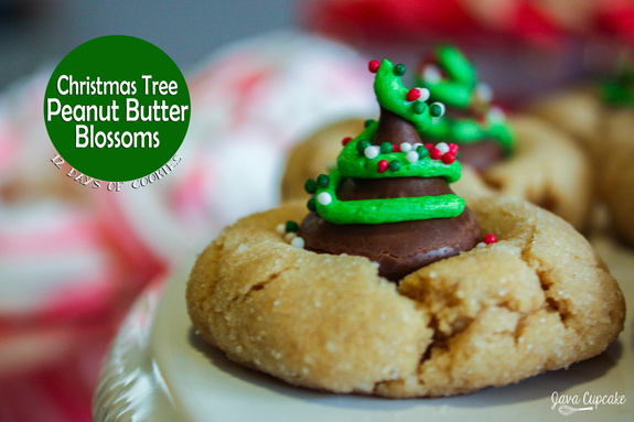 christmas-tree-peanut-butter-blossoms-33