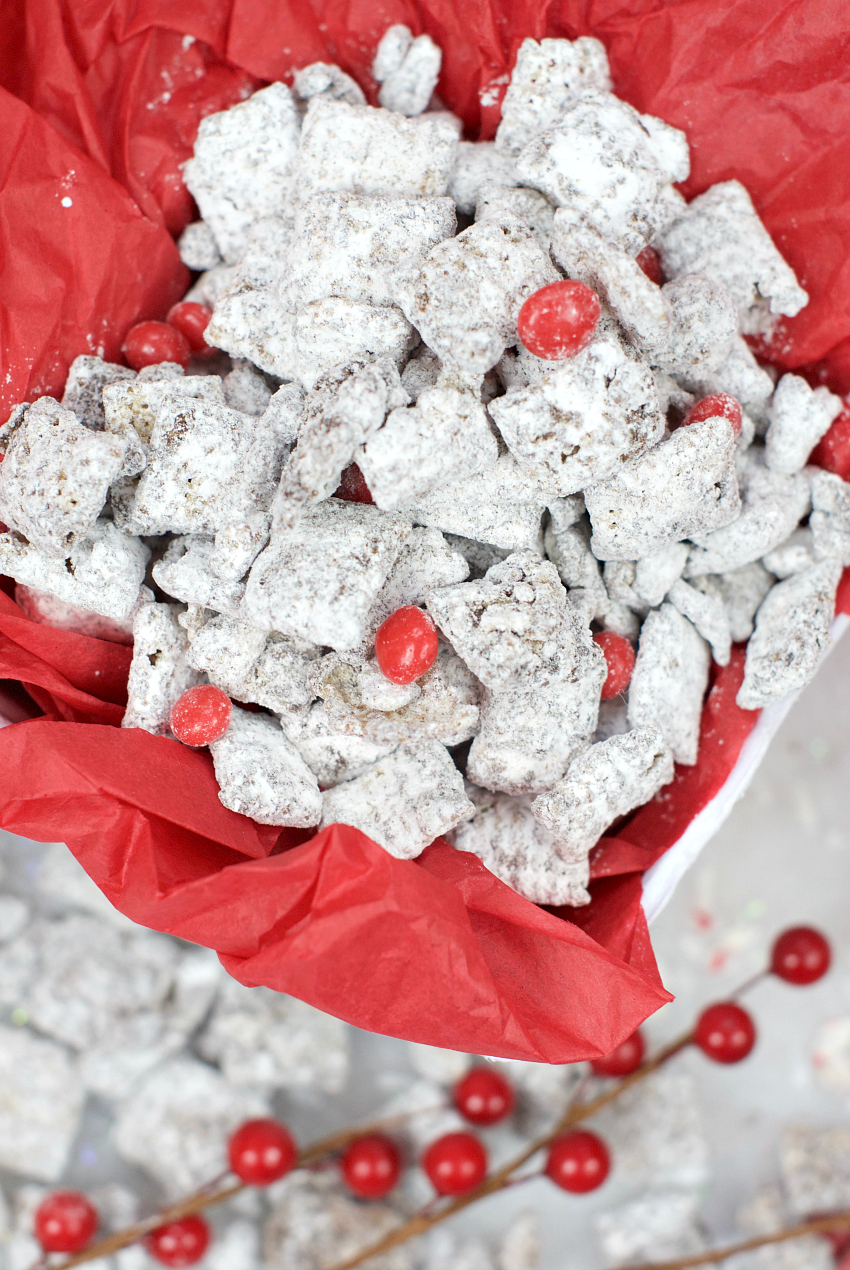 Cinnamon Muddy Buddies