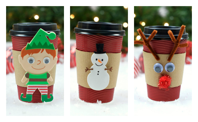 Kid's Craft-Hot Chocolate Mug Cozies