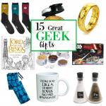 Geek Gift Guide