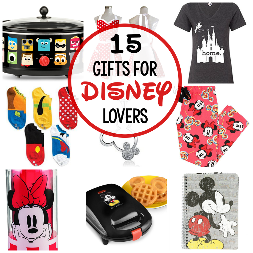 15 Great Gifts for Disney Lovers