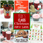 Kid's Christmas Class Party Ideas