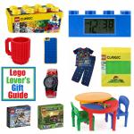 Lego Lover's Gift Guide