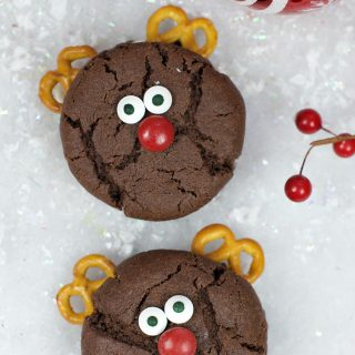 Easy Snowman and Reindeer Cookies