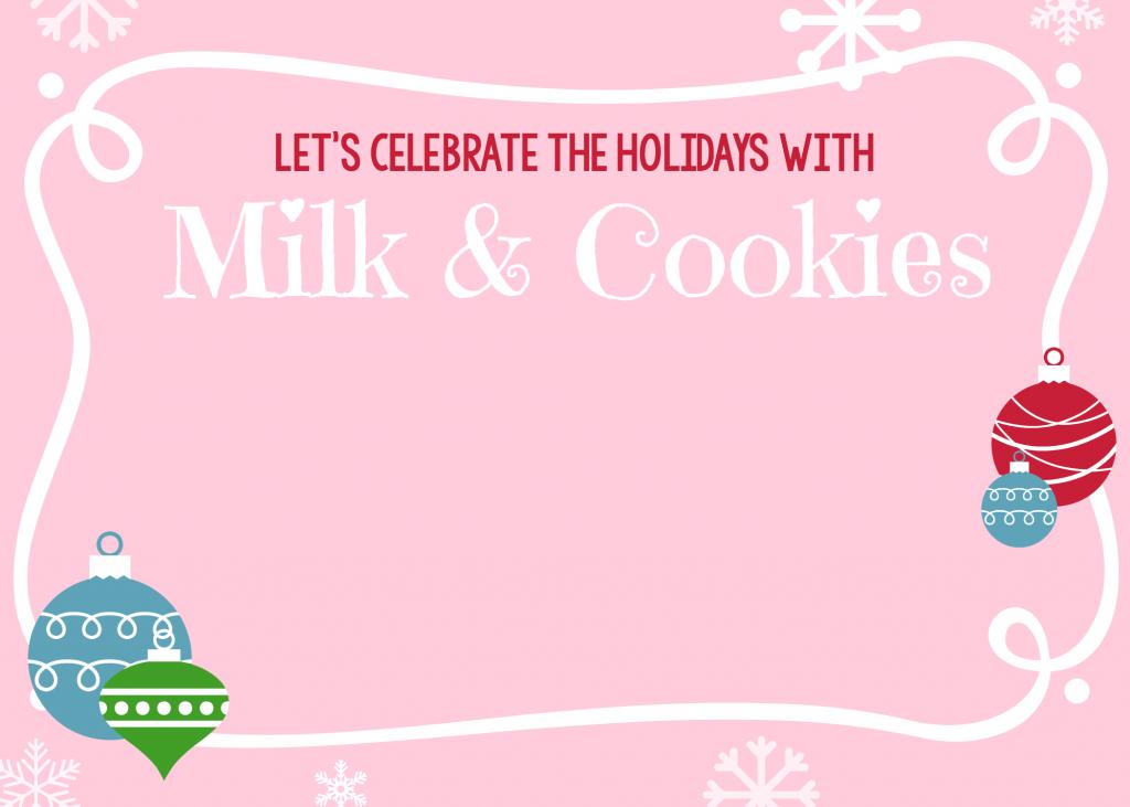 christmasmilkandcookiesinvitation