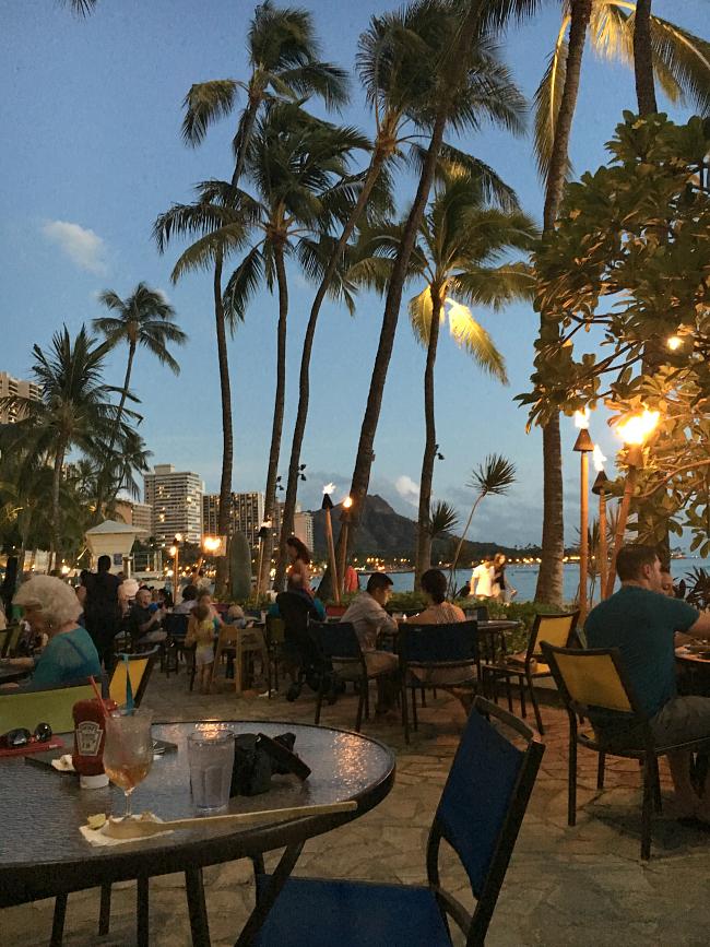 Duke's in Waikiki