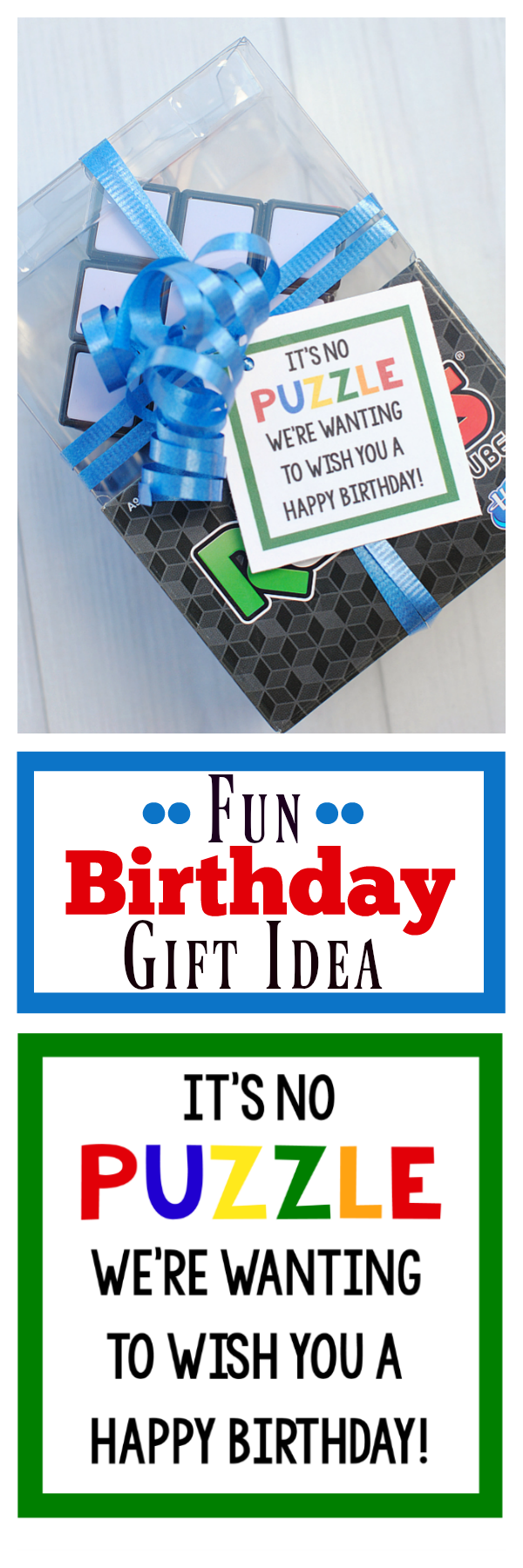Creative Birthday Presents for Kids