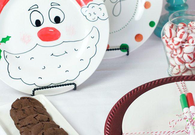 Cookies for Santa Party Idea