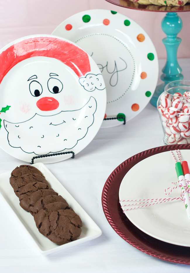 Cookies for Santa Party Idea
