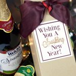Sparkling New Year's Gift
