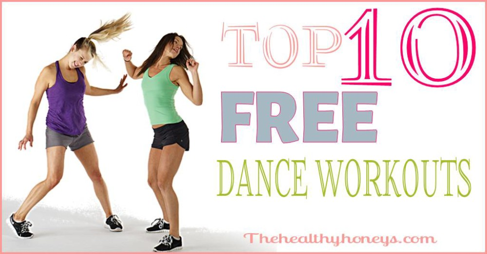 Top 10 Dance Workouts