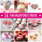14 Fun Valentine's Treats
