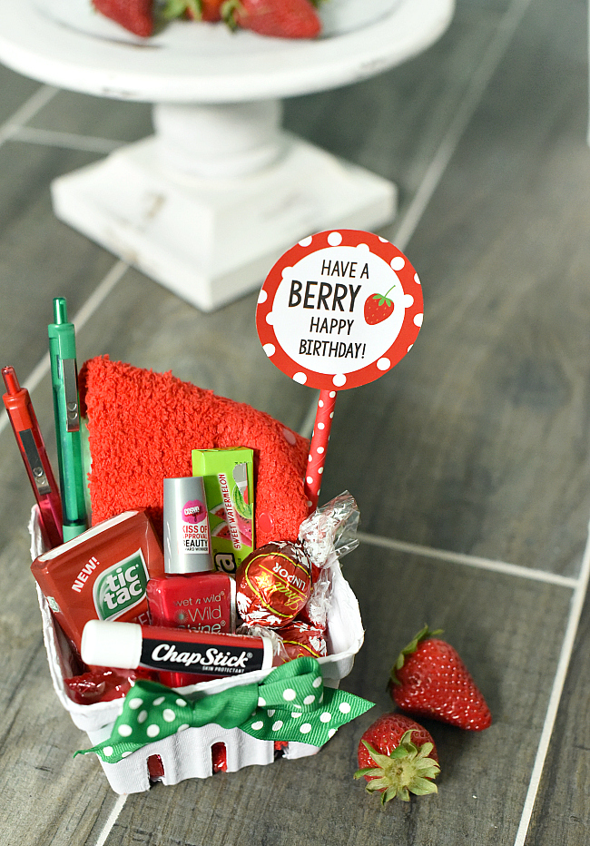 Berry Gift Idea