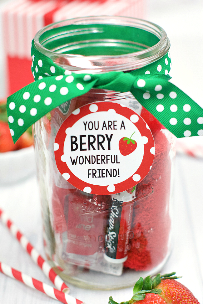 Berry Wonderful Friend Gift Idea