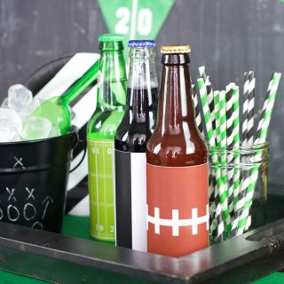 Game Day Party Caddy