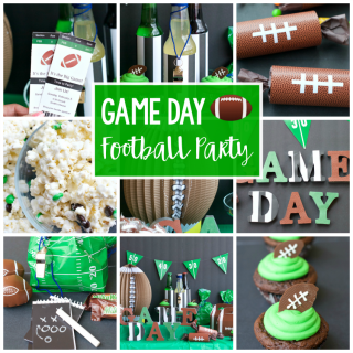 Game Day Football Birthday Party