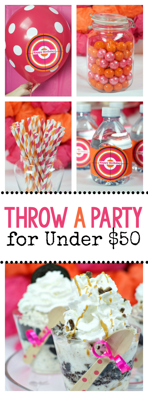 Throw a Party on a Budget