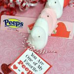 Peeps Valentine