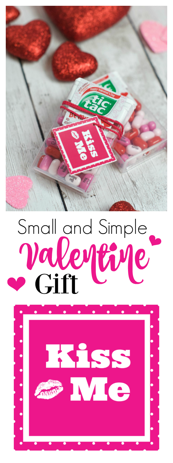 Small Valentine Gift Idea-Perfect to Leave for Him as a Small Surprise