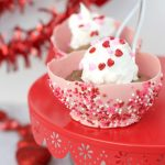 Valentine's Chocolate Bowls