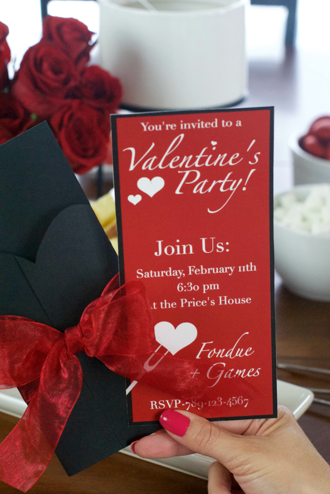 Valentinesinvites