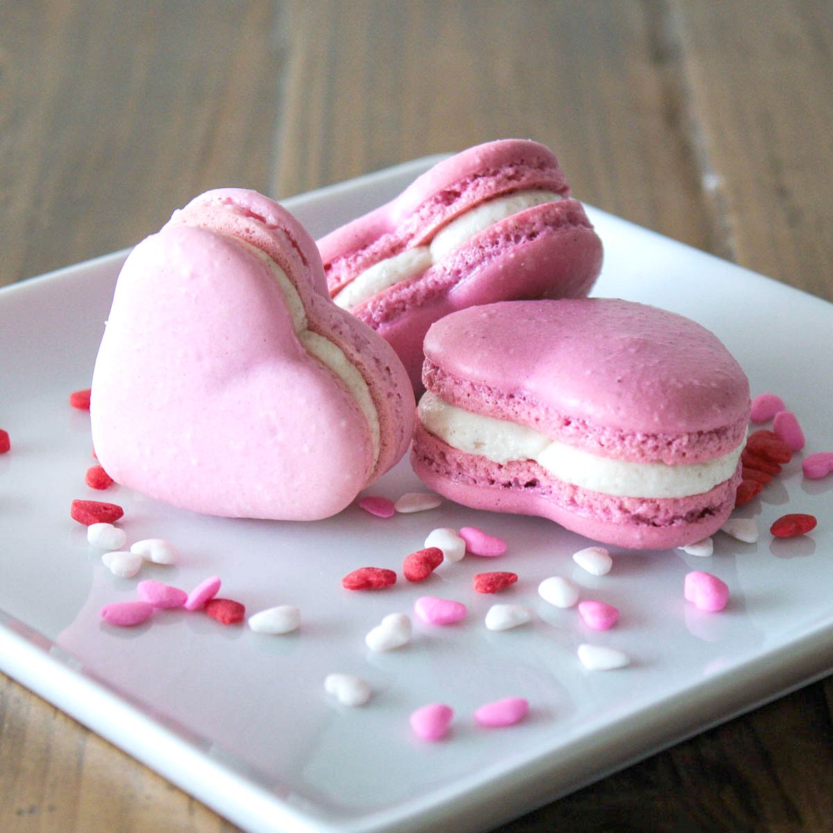 Heart Shaped Treat Ideas