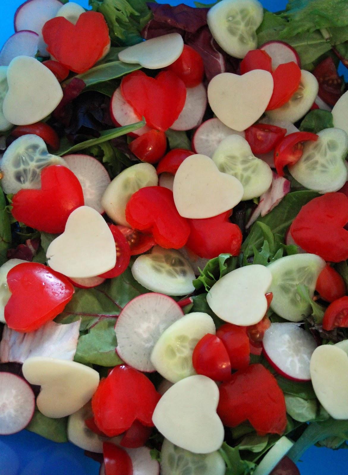valentinesheartsalad