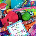 Fun gift ideas with color
