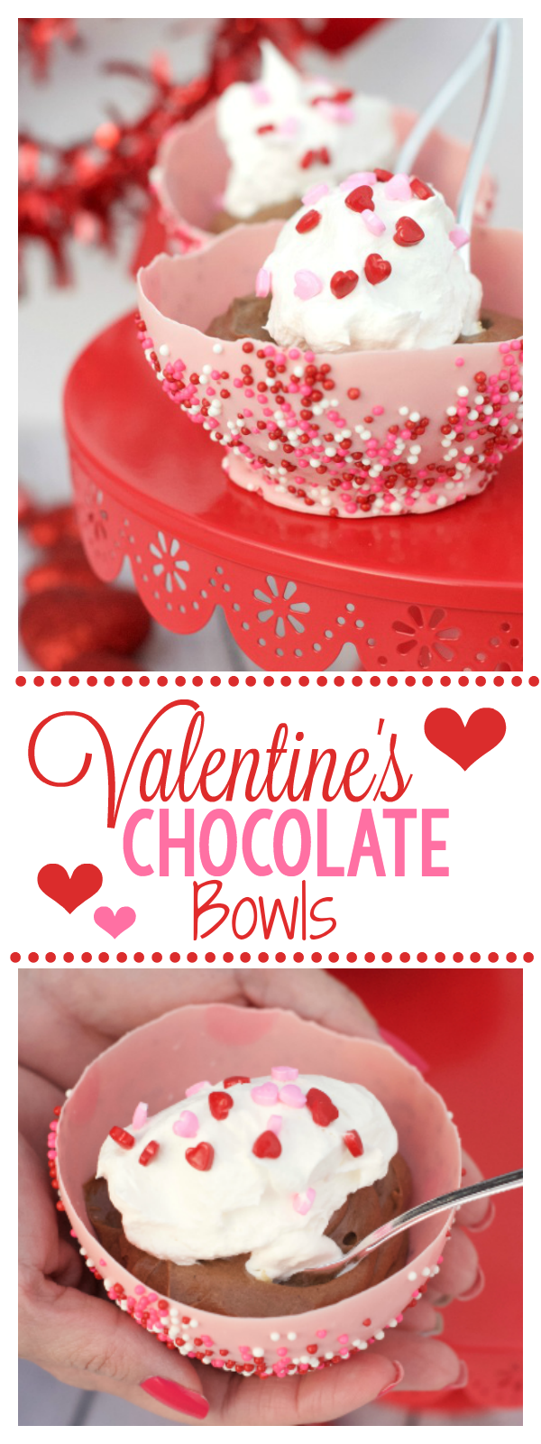 Valentine's Chocolate Bowls: How to Make a Chocolate Bowl from a Balloon