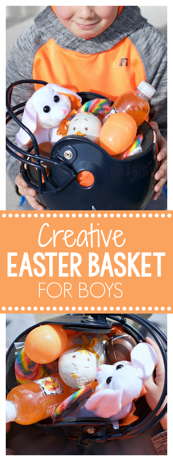 Creative Easter Basket Ideas for Boys
