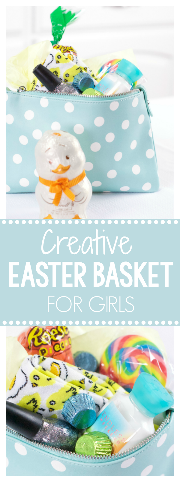 Creative Easter Basket Ideas for Girls