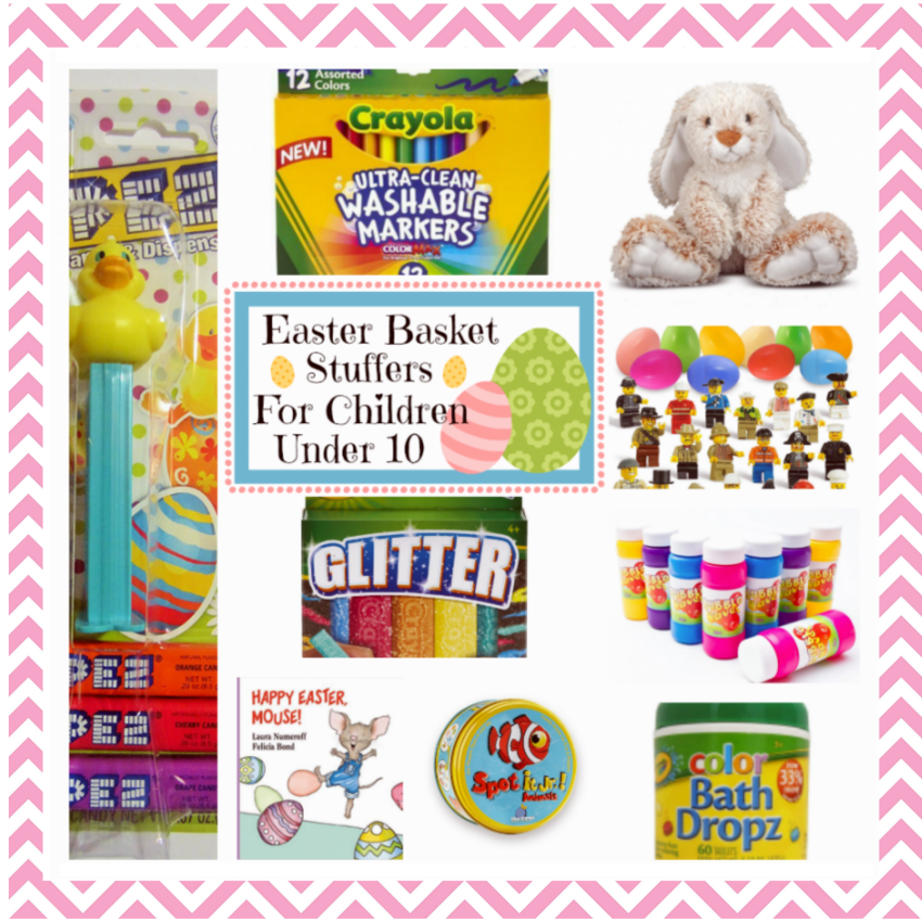 Unique creative easter basket ideas fun squared easter basket stuffer ideas negle Choice Image