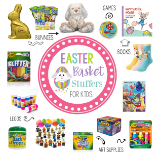 Easter Basket Stuffers: Ideas for Kids Under 10