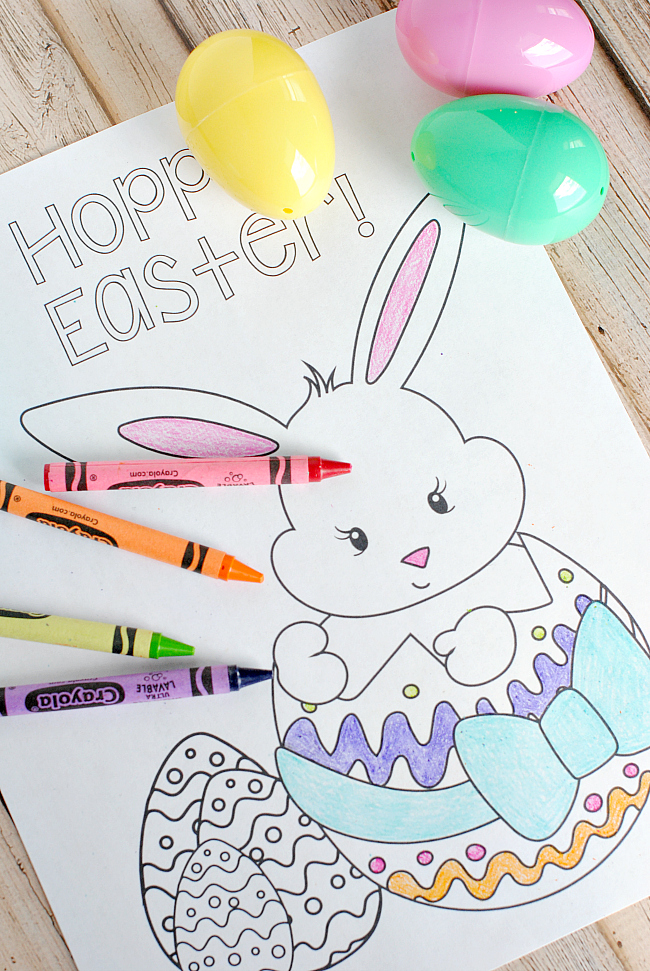 25 Easter Party Ideas FunSquared