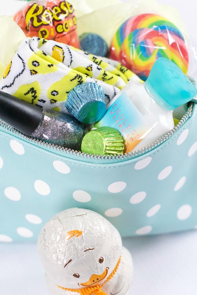 Unique Easter Basket for Girls