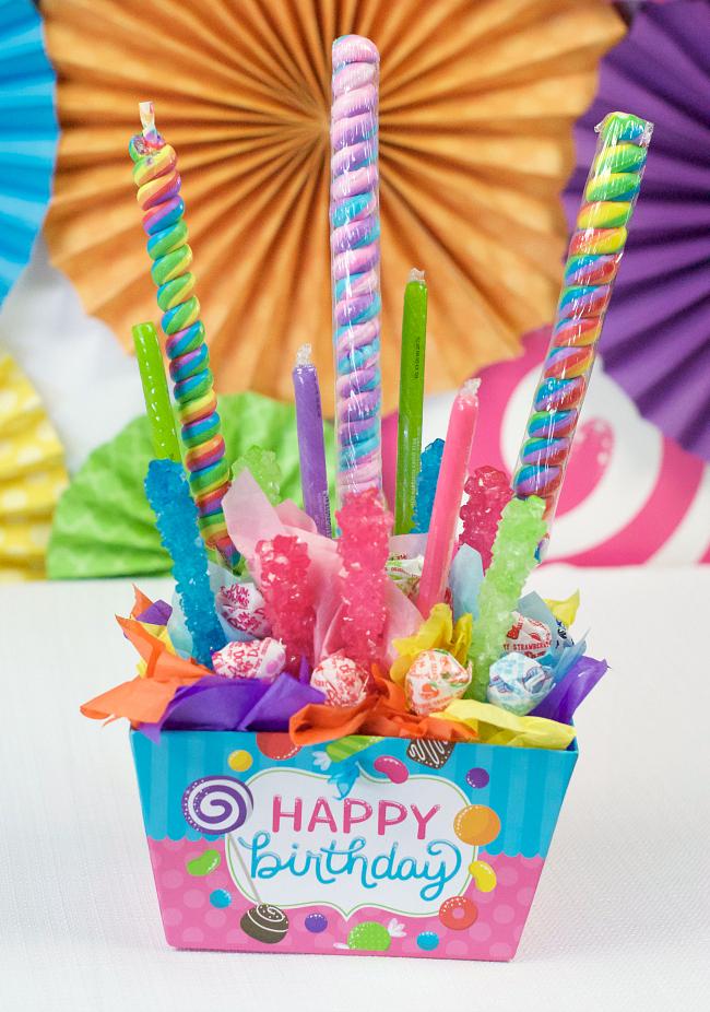 Sweet 16 Birthday Idea
