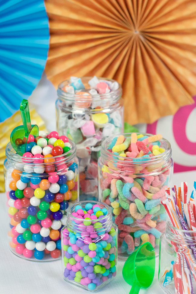 Sweet 16 Birthday Party Ideas Throw A Candy Themed