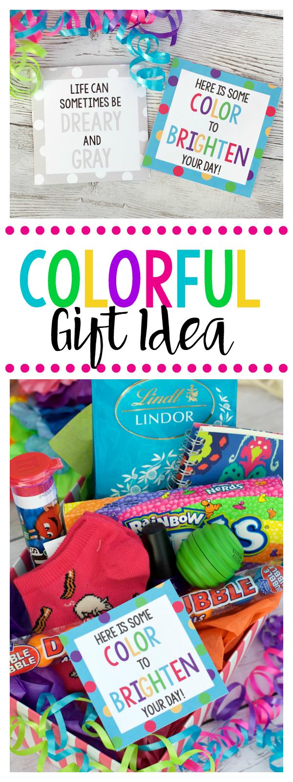 Cheer Up Gift Idea
