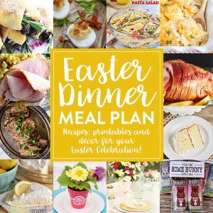 Easter Dinner Ideas