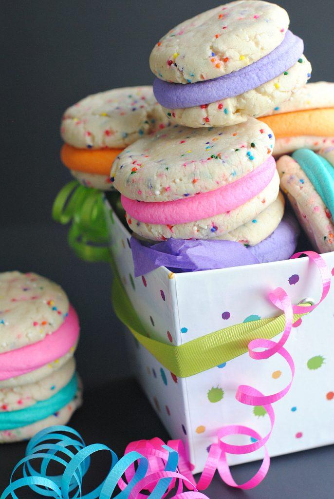 Funfetti Cookie Recipe