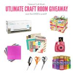 Ultimate Craft Room Giveaway!
