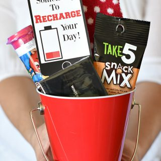 Just Because Gift Idea-Recharge Your Day!