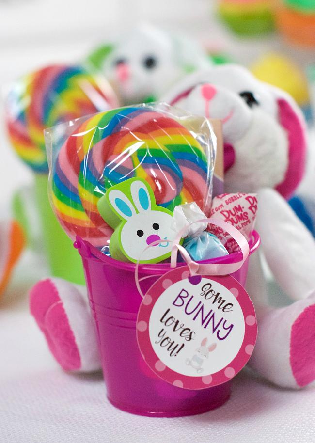 Easter Bunny Gift Idea