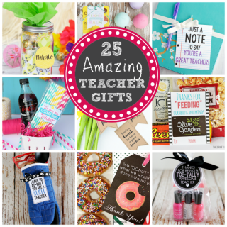 25 Fun Teacher Appreciation Gifts