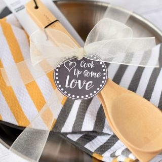 Fun & Creative Wedding Gifts-Cook Up Some Love