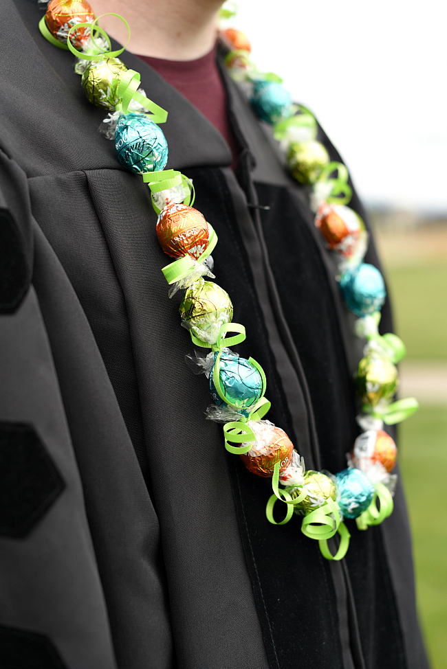 Graduation Candy Leis